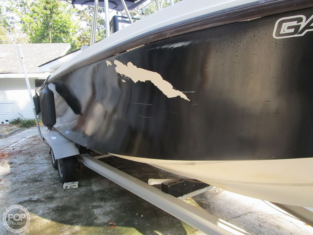 1989 Mako boat for sale, model of the boat is 22 Center Console & Image # 10 of 40
