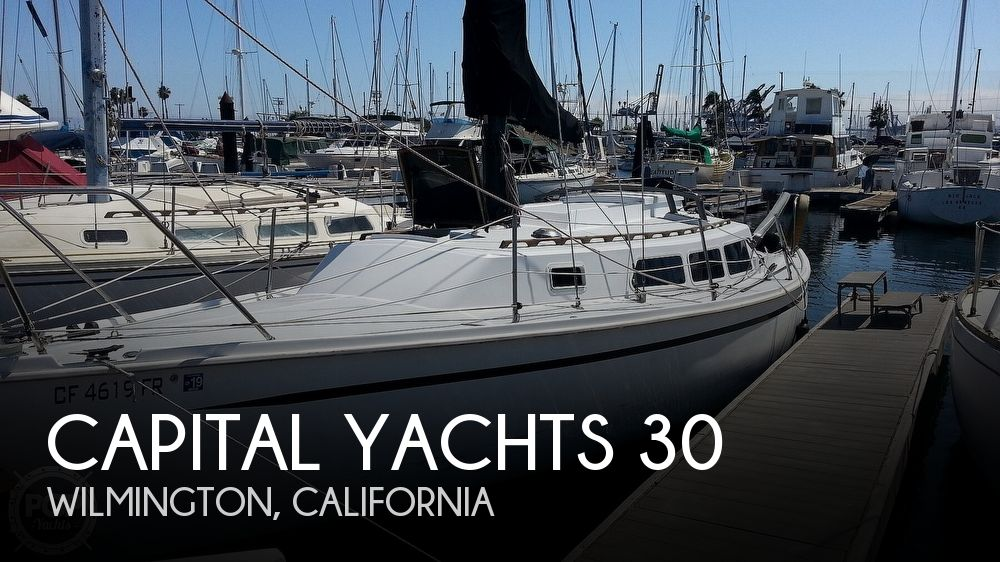 Used Capital Yachts Boats For Sale by owner | 1974 Capital Yachts 30