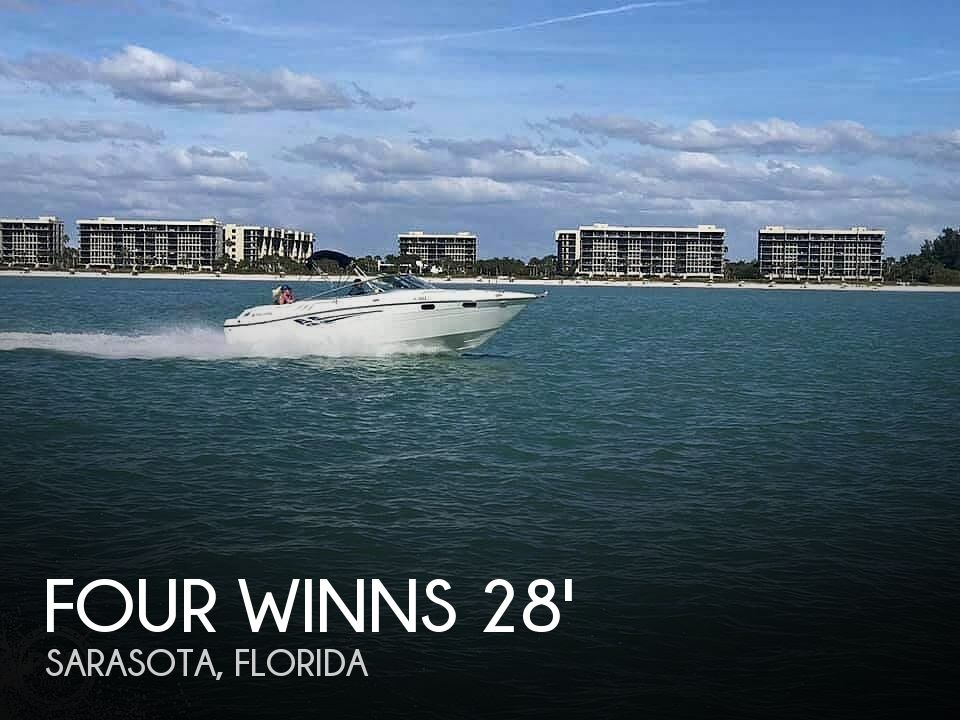Used Four Winns 28 Boats For Sale by owner | 2000 Four Winns 285 Sundowner