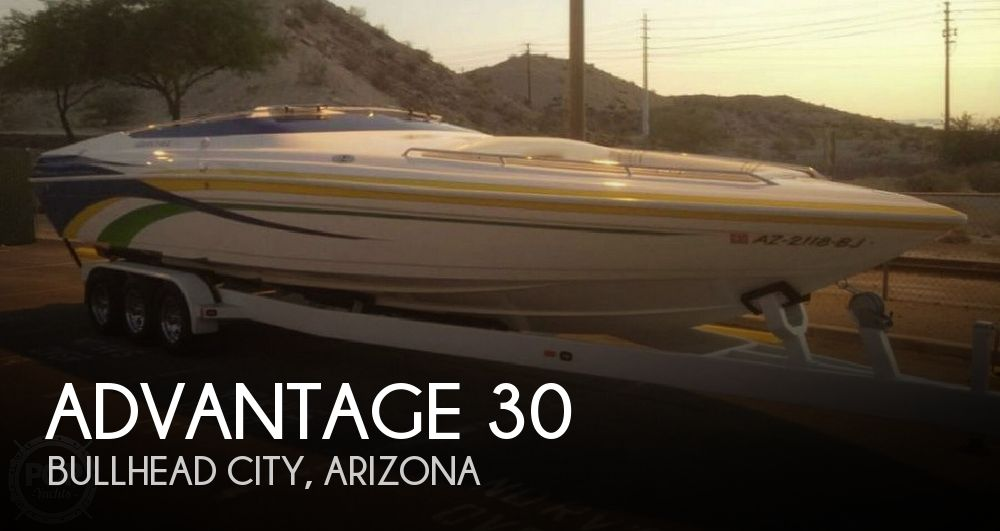 Used Advantage Boats For Sale by owner | 2005 Advantage 30