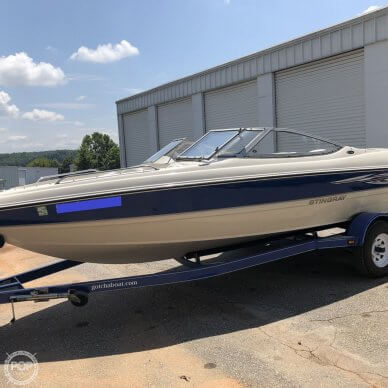 Stingray 195 LX, 19', for sale - $16,150