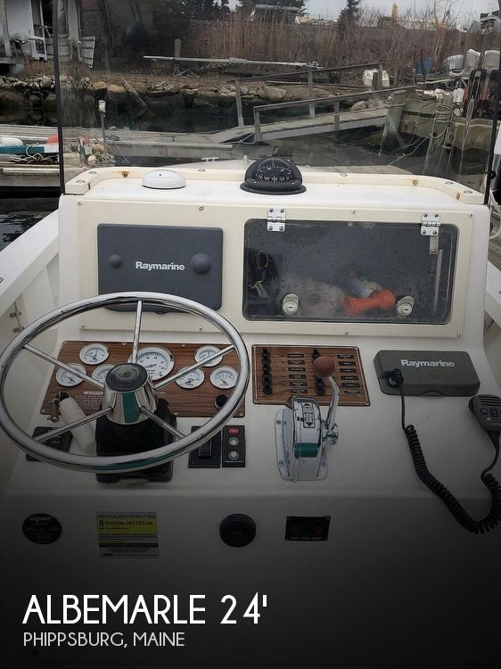 Used Albemarle Boats For Sale by owner | 2005 Albemarle 242 Center Console
