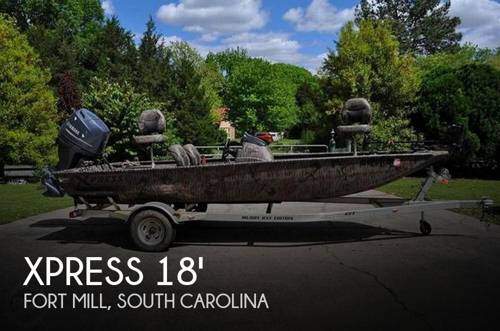 Used Fishing boats For Sale in Spartanburg, South Carolina by owner | 2016 Xpress XP180 Aluminum Fish