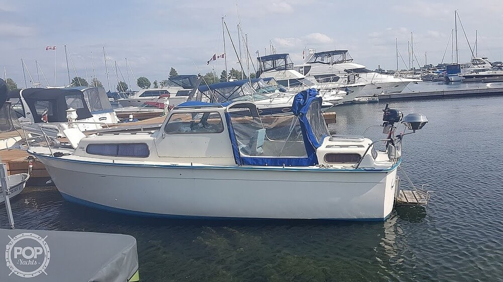 1976 Albin Yachts boat for sale, model of the boat is 25 Deluxe & Image # 2 of 41