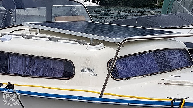 1976 Albin Yachts boat for sale, model of the boat is 25 Deluxe & Image # 8 of 41