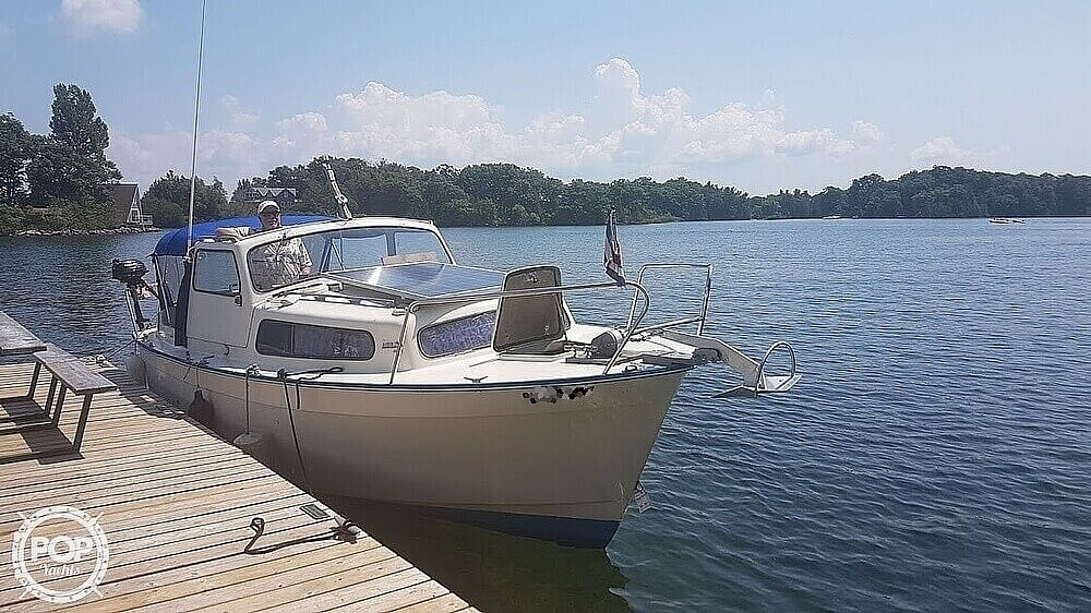1976 Albin Yachts boat for sale, model of the boat is 25 Deluxe & Image # 40 of 41