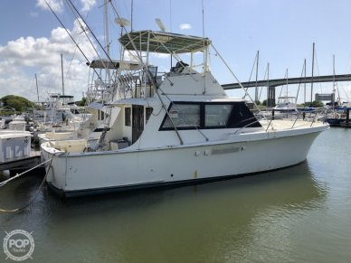 Hatteras 41, 41', for sale