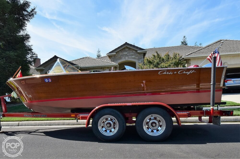 1964 Chris Craft boat for sale, model of the boat is 17 & Image # 2 of 40