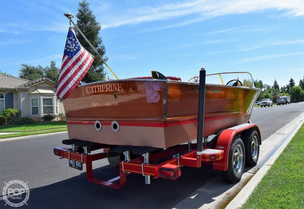 1964 Chris Craft boat for sale, model of the boat is 17 & Image # 5 of 40