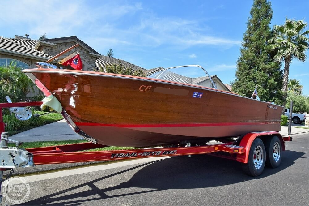 1964 Chris Craft boat for sale, model of the boat is 17 & Image # 6 of 40
