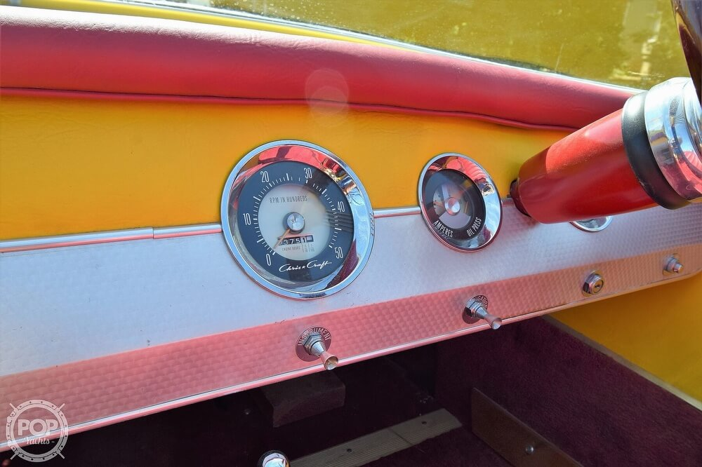1964 Chris Craft boat for sale, model of the boat is 17 & Image # 7 of 40