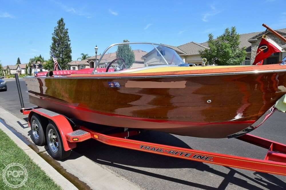 1964 Chris Craft boat for sale, model of the boat is 17 & Image # 8 of 40