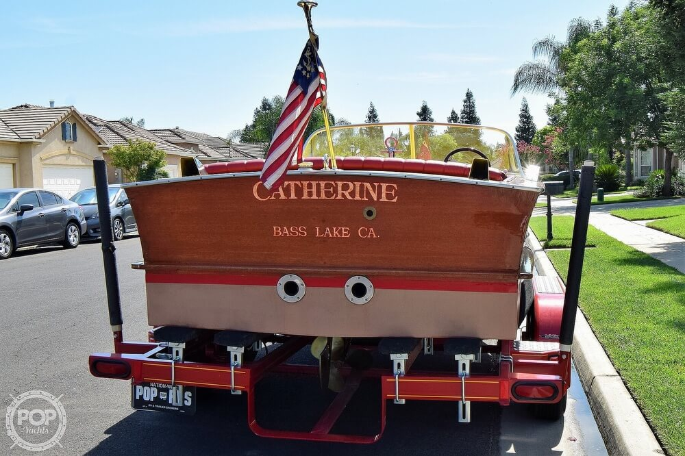 1964 Chris Craft boat for sale, model of the boat is 17 & Image # 10 of 40