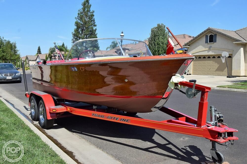 1964 Chris Craft boat for sale, model of the boat is 17 & Image # 11 of 40