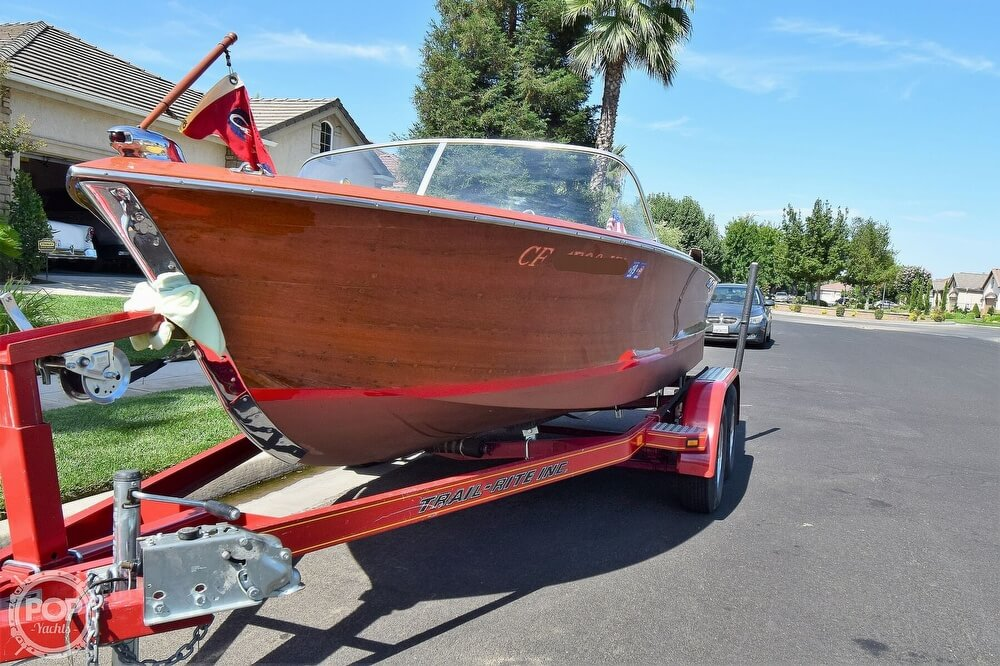 1964 Chris Craft boat for sale, model of the boat is 17 & Image # 14 of 40