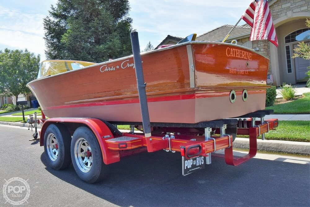 1964 Chris Craft boat for sale, model of the boat is 17 & Image # 15 of 40
