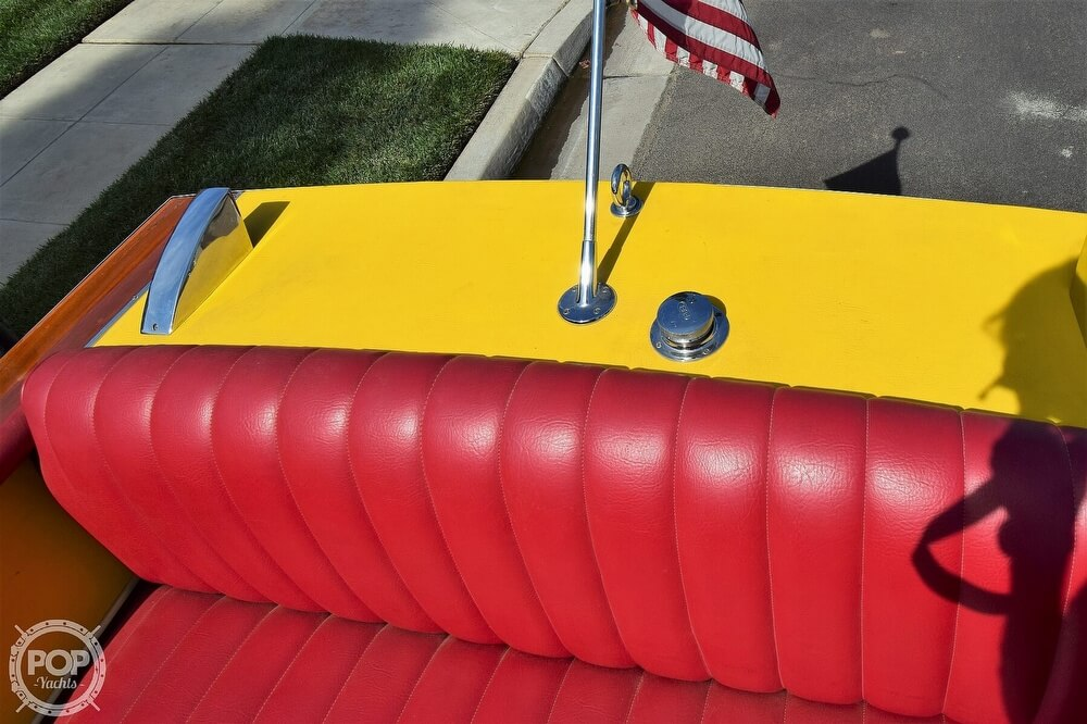 1964 Chris Craft boat for sale, model of the boat is 17 & Image # 17 of 40