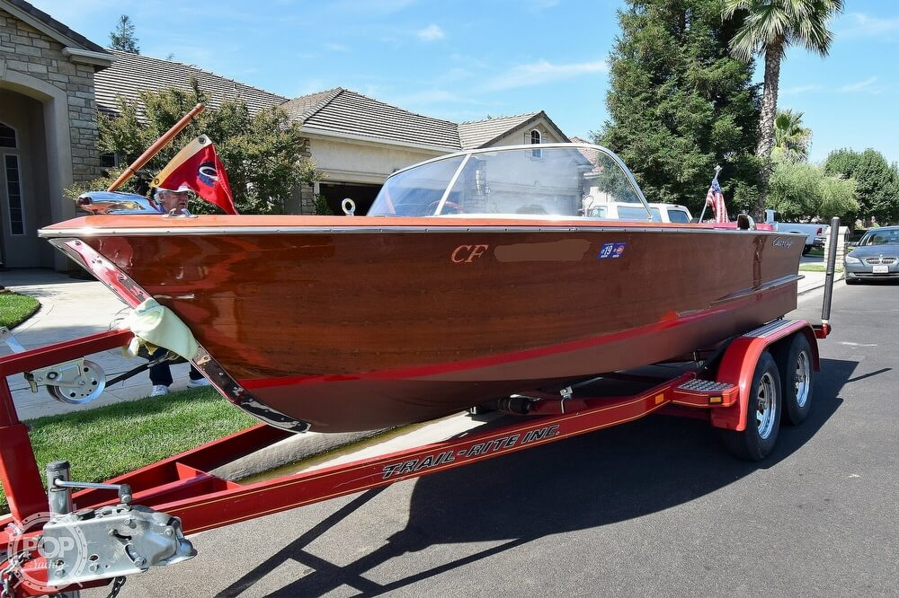 1964 Chris Craft boat for sale, model of the boat is 17 & Image # 19 of 40