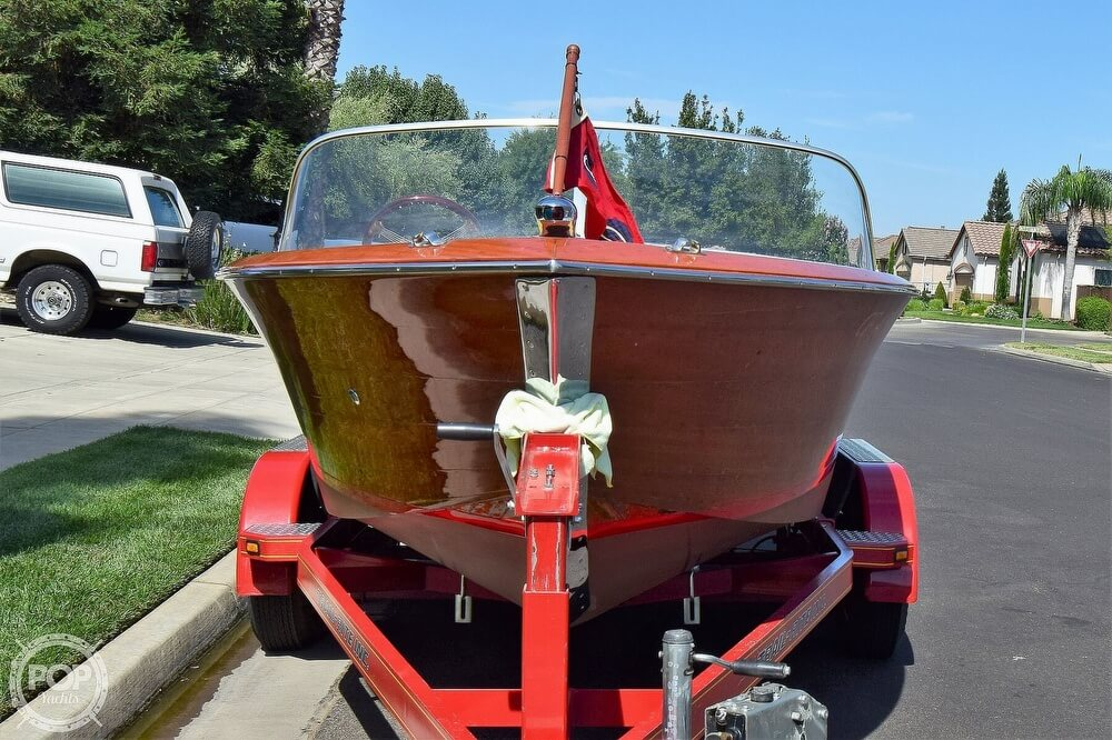 1964 Chris Craft boat for sale, model of the boat is 17 & Image # 20 of 40