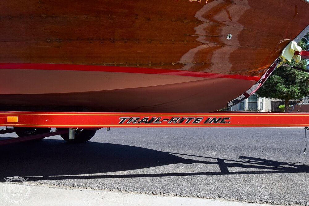 1964 Chris Craft boat for sale, model of the boat is 17 & Image # 28 of 40