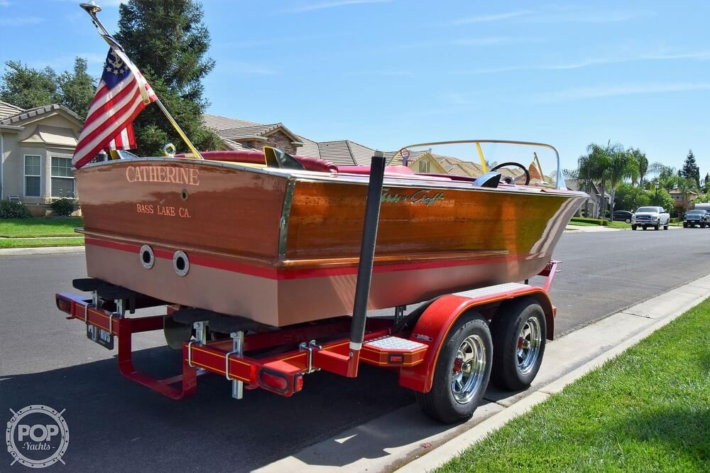 1964 Chris Craft boat for sale, model of the boat is 17 & Image # 31 of 40