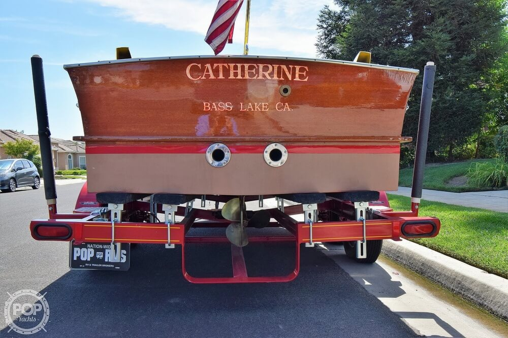 1964 Chris Craft boat for sale, model of the boat is 17 & Image # 32 of 40
