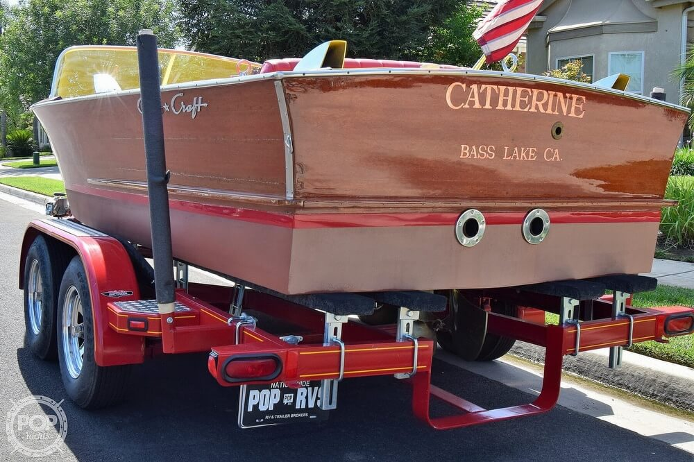 1964 Chris Craft boat for sale, model of the boat is 17 & Image # 33 of 40
