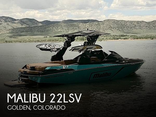 Used Boats For Sale in Colorado by owner | 2019 Malibu 23