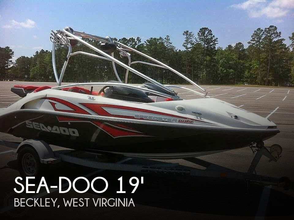 Used Sea-Doo Boats For Sale by owner | 2007 Sea-Doo 19