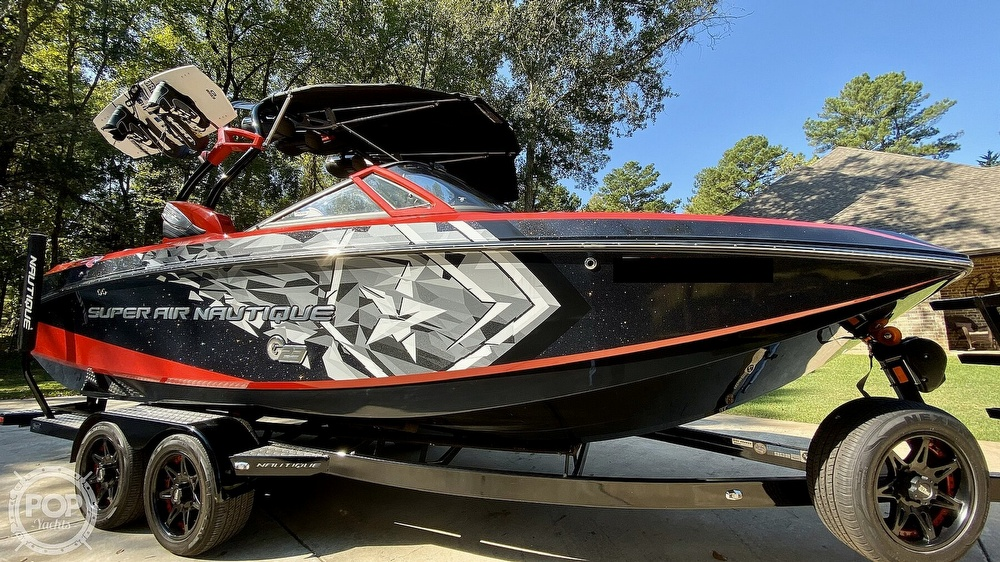 2015 Nautique boat for sale, model of the boat is Super Air G23 & Image # 15 of 40