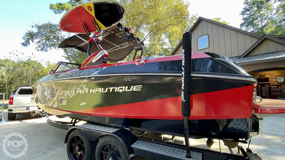 2015 Nautique boat for sale, model of the boat is Super Air G23 & Image # 26 of 40
