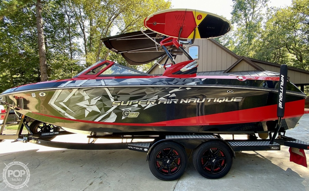 2015 Nautique boat for sale, model of the boat is Super Air G23 & Image # 27 of 40
