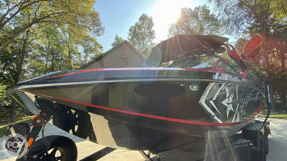 2015 Nautique boat for sale, model of the boat is Super Air G23 & Image # 30 of 40