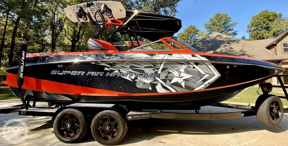 2015 Nautique boat for sale, model of the boat is Super Air G23 & Image # 16 of 40