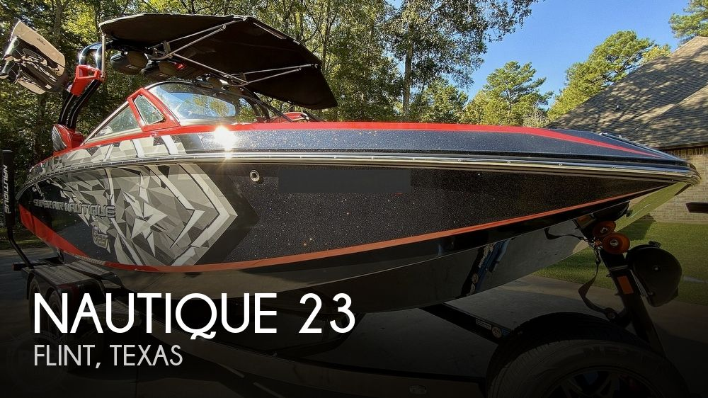Used Boats For Sale in Tyler, Texas by owner | 2015 Nautique Super Air G23