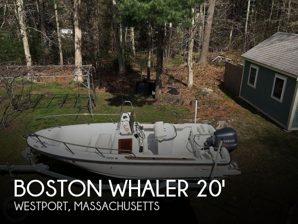Used Boston Whaler 20 Boats For Sale by owner | 1996 Boston Whaler 20