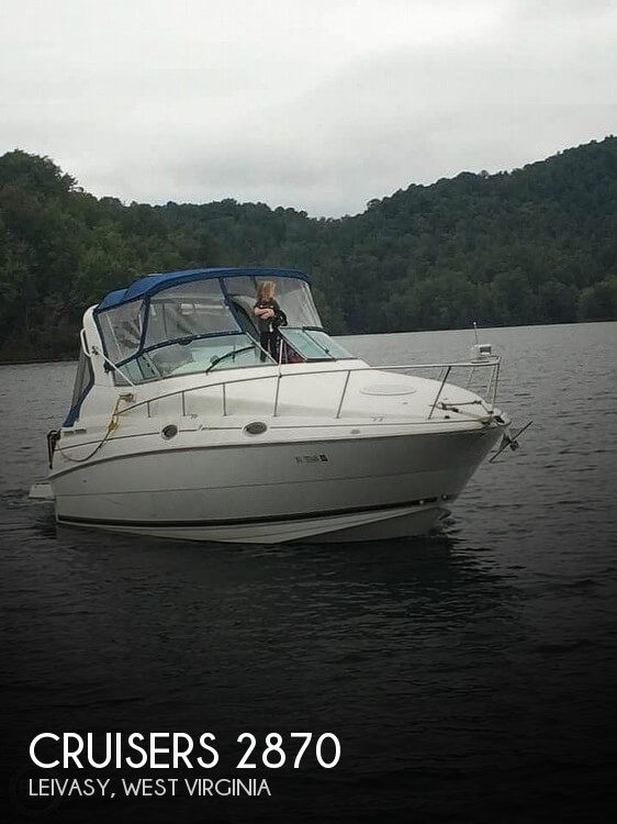 Used Boats For Sale in West Virginia by owner | 2000 Cruisers Yachts 2870