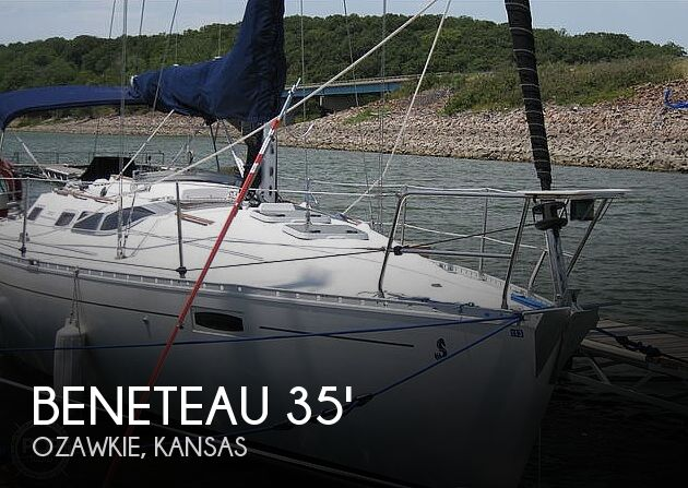 Used Boats For Sale in Kansas by owner | 1992 Beneteau 35