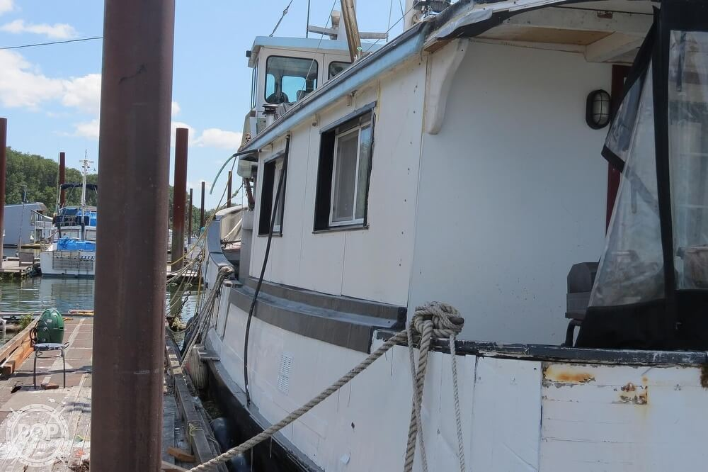 1965 #1 Hull boat for sale, model of the boat is 57 & Image # 6 of 40