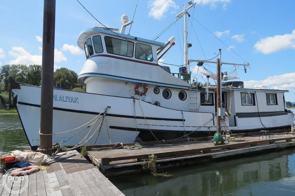 1965 #1 Hull boat for sale, model of the boat is 57 & Image # 4 of 40
