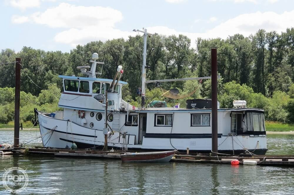 1965 #1 Hull boat for sale, model of the boat is 57 & Image # 3 of 40