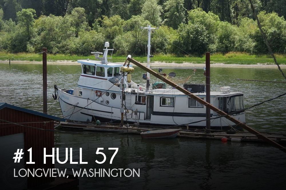 1965 #1 HULL 57 for sale