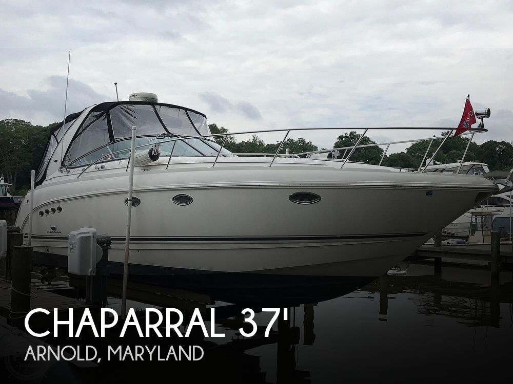 Used Chaparral Boats For Sale in Maryland by owner | 2005 Chaparral 350 Signature