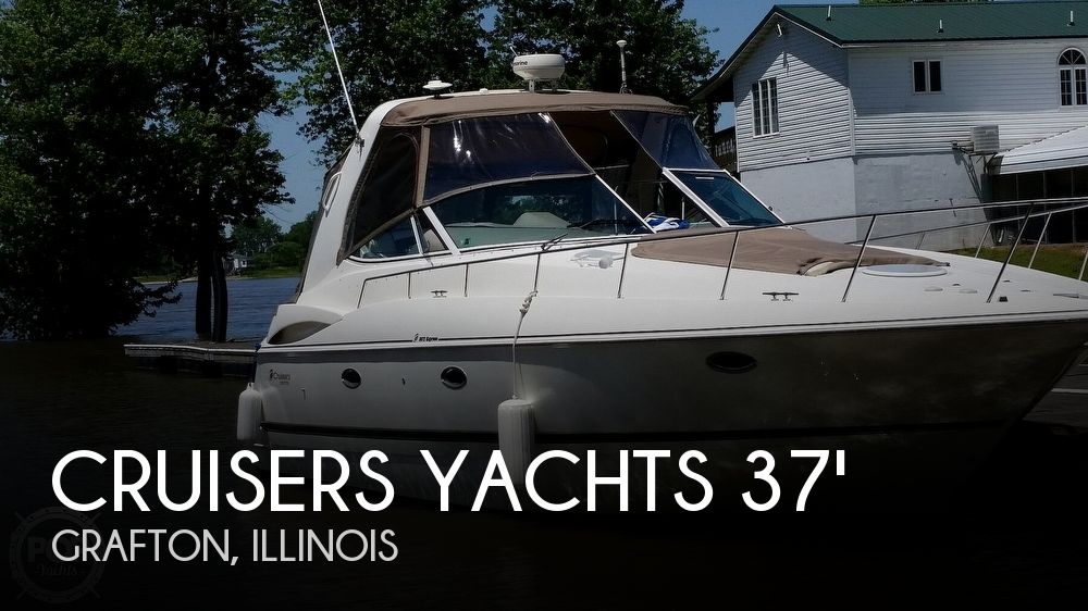Used Boats For Sale in Springfield, Illinois by owner | 2001 Cruisers Yachts 3672