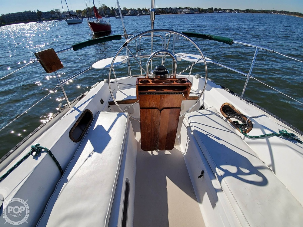 1985 Catalina Yachts boat for sale, model of the boat is 36 & Image # 40 of 40