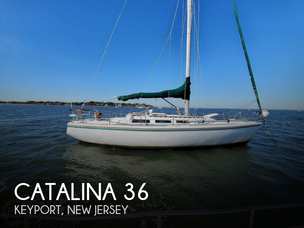 1985 Catalina Yachts boat for sale, model of the boat is 36 & Image # 1 of 40