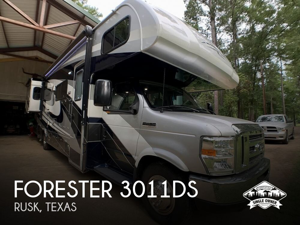 2017 Forest River Forester 3011DS