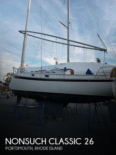 Used Nonsuch Boats For Sale by owner | 1982 Nonsuch 26