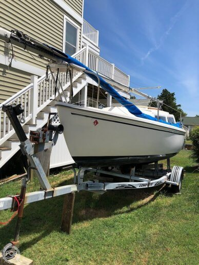 Catalina 22, 21', for sale - $8,995