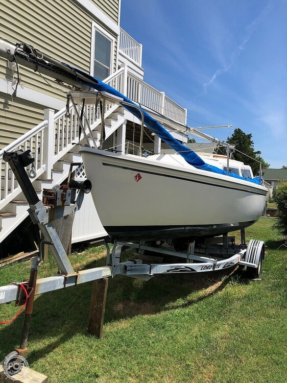 1981 Catalina 22 For Sale